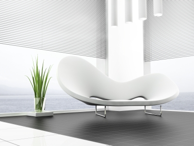 modern window blinds