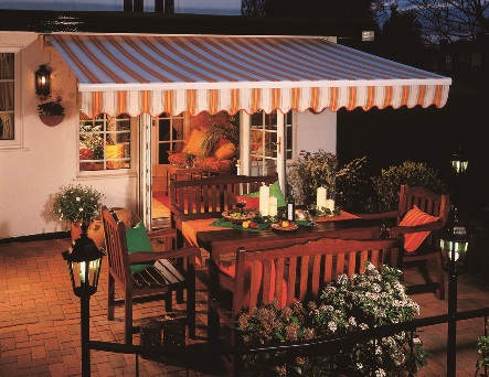 awning blinds fabric