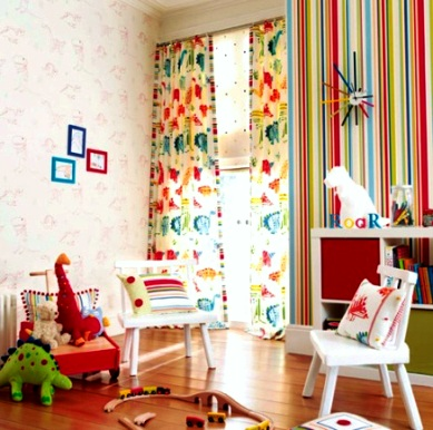 nursery blinds
