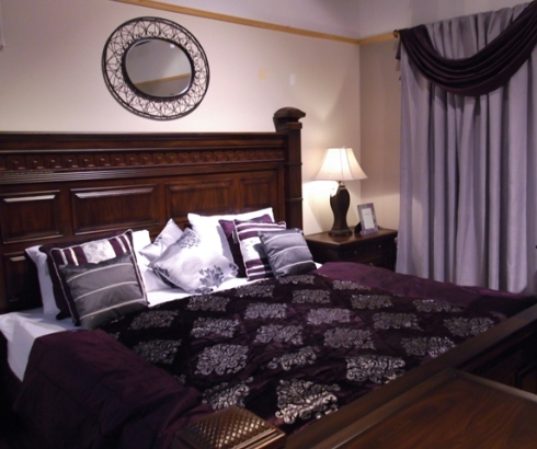 maube bedrooms
