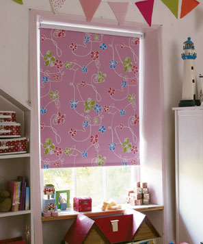 Designing a kids bedroom for Blinds for kids rooms