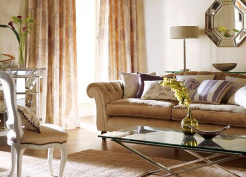 cushions curtains and blinds in mallow